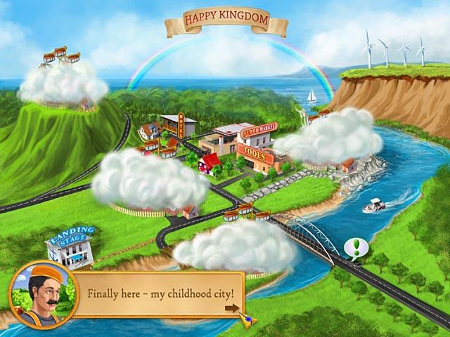 Happy Kingdom Game screenshot 1