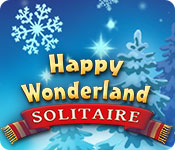 Free Happy Wonderland Solitaire Game