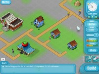 Happyville: Quest for Utopia Game screenshot 2