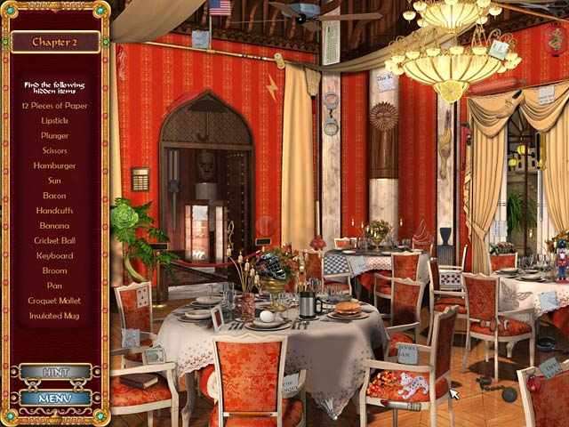 Harlequin Presents: Hidden Object of Desire Game screenshot 3