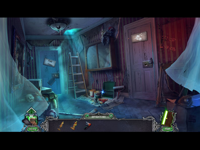 Harrowed Halls: Lakeview Lane Collector's Edition Game screenshot 1
