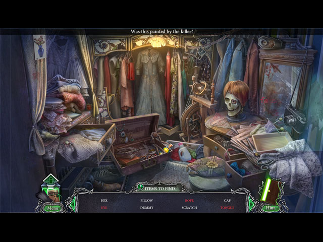 Harrowed Halls: Lakeview Lane Collector's Edition Game screenshot 2