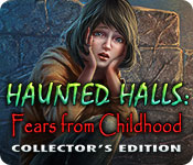 Free Haunted Halls: Fears from Childhood Collector's Edition Game
