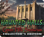 Free Haunted Halls: Green Hills Sanitarium Collector's Edition Game