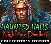 Free Haunted Halls: Nightmare Dwellers Collector's Edition Game