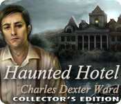 Free Haunted Hotel: Charles Dexter Ward Collector's Edition Games Downloads