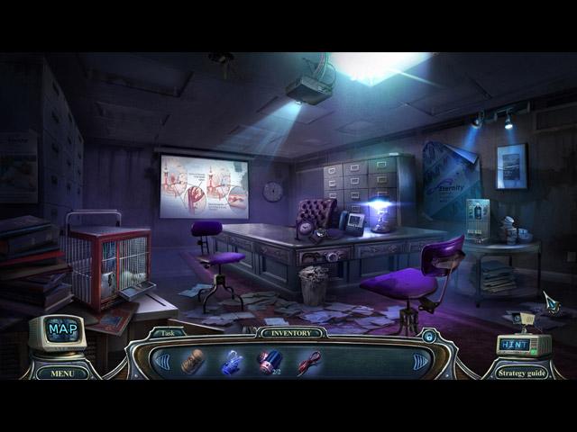 Haunted Hotel: Eternity Game screenshot 1