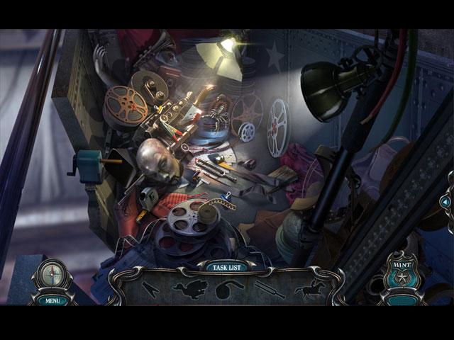 Haunted Hotel: The Axiom Butcher Game screenshot 2