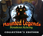 Free Haunted Legends: Monstrous Alchemy Collector's Edition Game