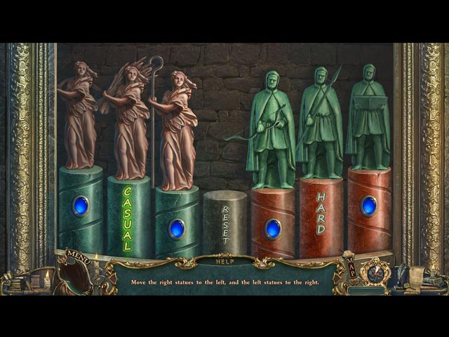 Haunted Legends: Stone Guest Game screenshot 2