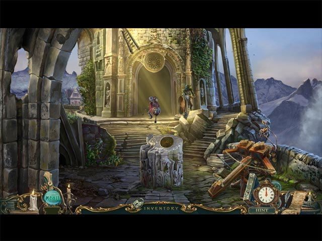 Haunted Legends: The Curse of Vox Game screenshot 2