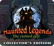 Free Haunted Legends: The Cursed Gift Collector's Edition Game