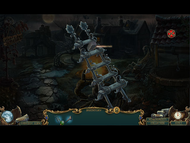 Haunted Legends: The Iron Mask Game screenshot 1