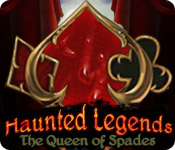 Free Haunted Legends: The Queen of Spades Game