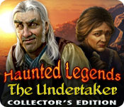 Free Haunted Legends: The Undertaker Collector's Edition Game