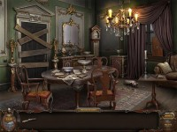 Haunted Manor: Lord of Mirrors Collector's Edition Game screenshot 1