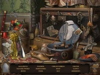 Haunted Manor: Lord of Mirrors Collector's Edition Game screenshot 3