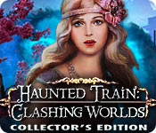 Free Haunted Train: Clashing Worlds Collector's Edition Game