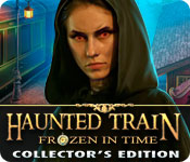 Free Haunted Train: Frozen in Time Collector's Edition Game