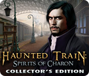 Free Haunted Train: Spirits of Charon Collector's Edition Game