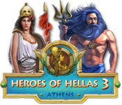 Free Heroes of Hellas 3: Athens Game