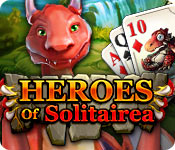 Free Heroes of Solitairea Game