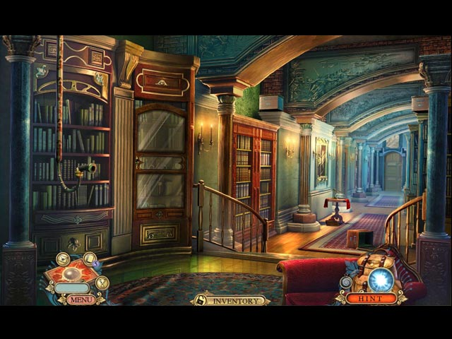 Hidden Expedition: Smithsonian Castle Game screenshot 2