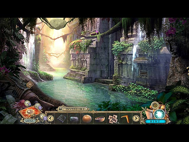 Hidden Expedition: Smithsonian Hope Diamond Game screenshot 1