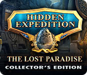 Free Hidden Expedition: The Lost Paradise Collector's Edition Game