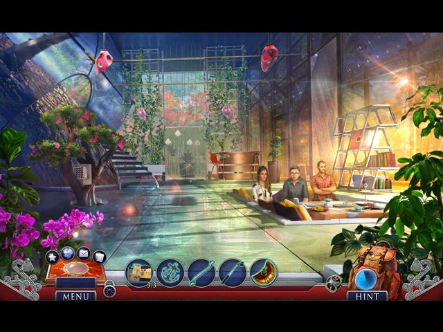 Hidden Expedition: The Lost Paradise Game screenshot 1
