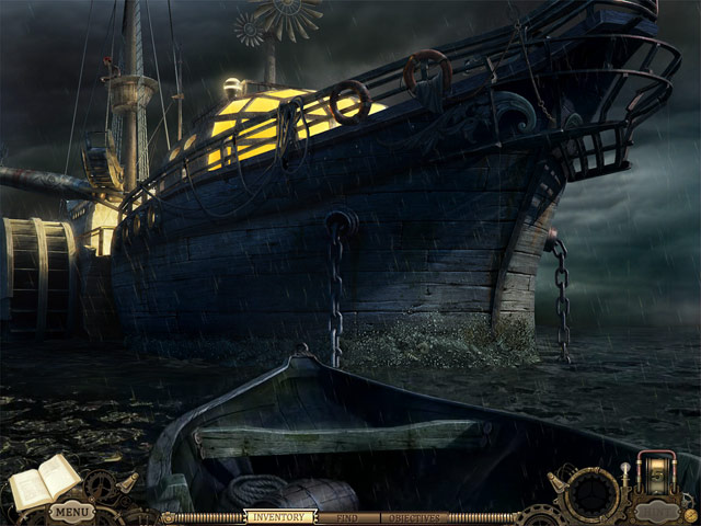 Hidden Expedition: The Uncharted Islands Collector's Edition Game screenshot 3