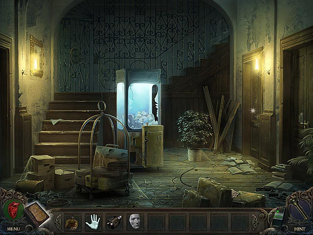 Hidden Fears Game screenshot 1