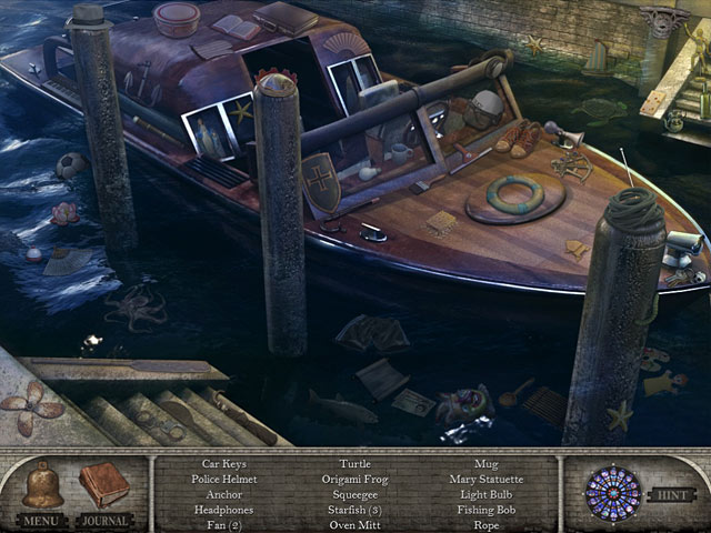 Hidden Mysteries: Notre Dame: Secrets of Paris Game screenshot 2