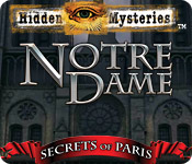 Free Hidden Mysteries: Notre Dame Game