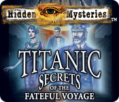 Free Hidden Mysteries: The Fateful Voyage: Titanic Game