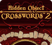Free Hidden Object Crosswords 2 Game