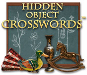 Free Hidden Object Crosswords Game