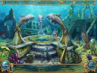 Hidden Wonders of the Depths 3: Atlantis Adventures Game screenshot 1