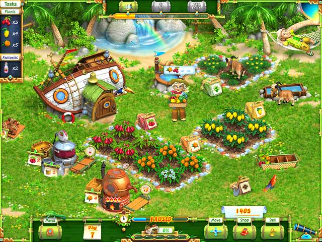 Hobby Farm Game screenshot 3