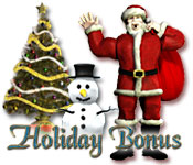 Free Holiday Bonus Game