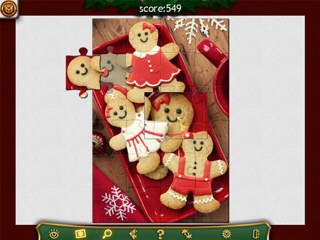 Holiday Jigsaw Christmas 2 Game screenshot 3