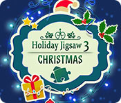 Free Holiday Jigsaw Christmas 3 Game
