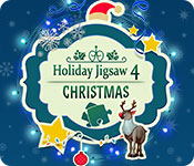Free Holiday Jigsaw Christmas 4 Game