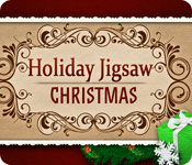 Free Holiday Jigsaw Christmas Game