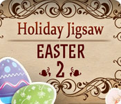 Free Holiday Jigsaw Easter 2 Game