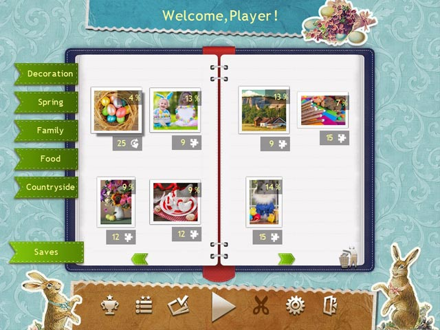 Holiday Jigsaw Easter 3 Game screenshot 2