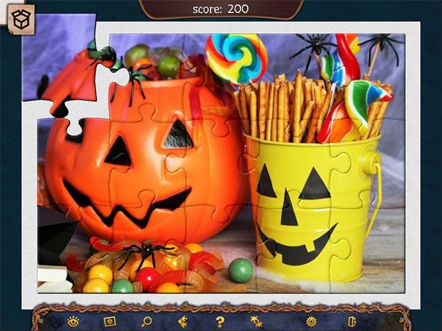 Holiday Jigsaw Halloween 4 Game screenshot 3