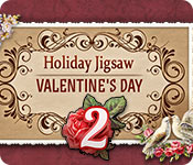 Free Holiday Jigsaw Valentine's Day 2 Game