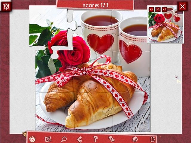 Holiday Jigsaw Valentine's Day 2 Game screenshot 3