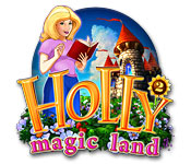 Free Holly 2: Magic Land Game
